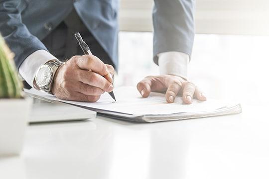 Études notariales